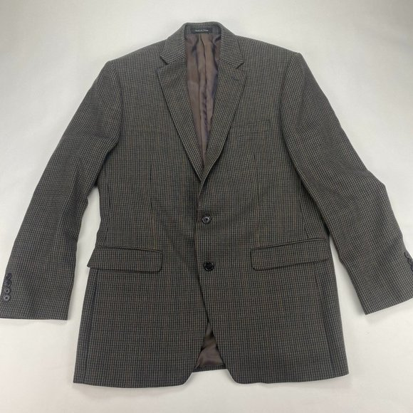 Ralph Lauren LRL Men's Wool Blazer 2 Button 42L